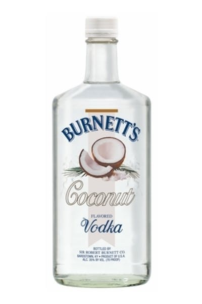 Burnett's Vodka Coconut