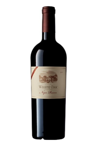 White Oak Napa Reserve Red