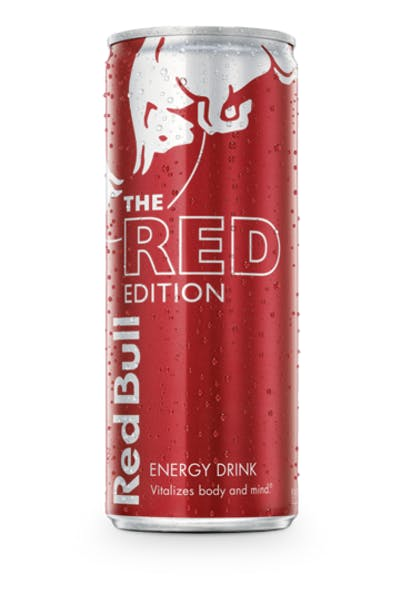 Red Bull Red Edition | Cranberry