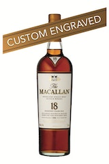 * ENGRAVED The Macallan 18 Year