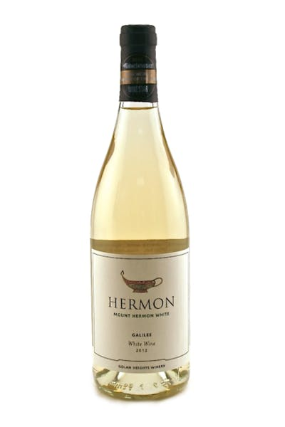 Yarden Mount Hermon White