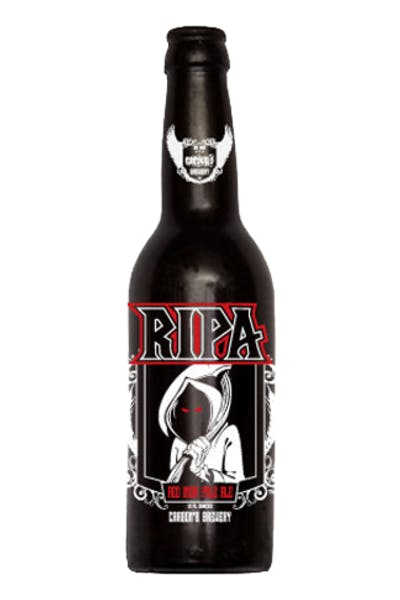 Carsons Red IPA