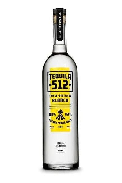 Tequila 512 Blanco