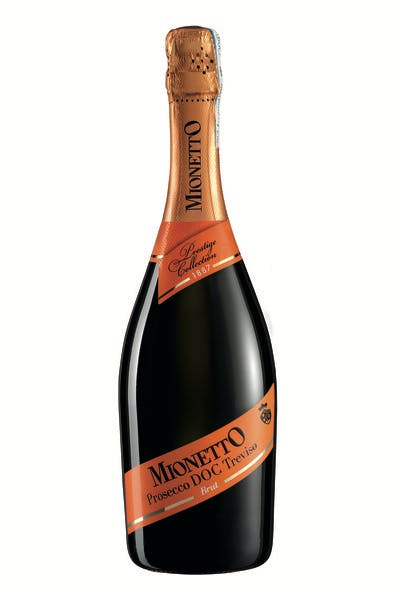 Mionetto Prosecco Brut Price & Reviews