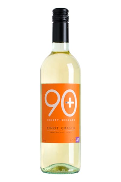 90+ Cellars Pinot Grigio (Lot 42)
