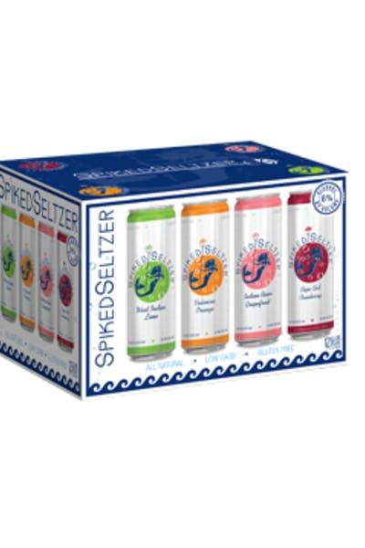 Spiked Seltzer Mixed Pack