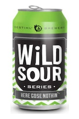 Destihl Wild Sour Here GOSE Nothin'