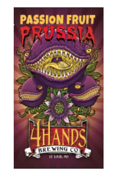 4 Hands Passion Fruit Prussia