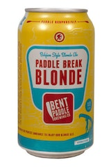 Bent Paddle Paddle Break Blonde Ale