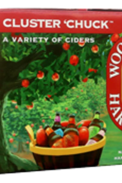 Woodchuck Cluster Chuck Variety Pack