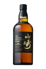 The Yamazaki Single Malt 18 Year