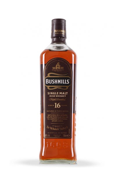 Bushmills Single Malt 16 Year