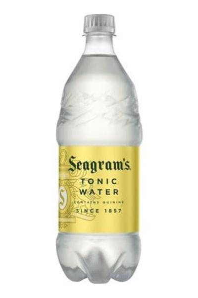 Seagram's Tonic Water