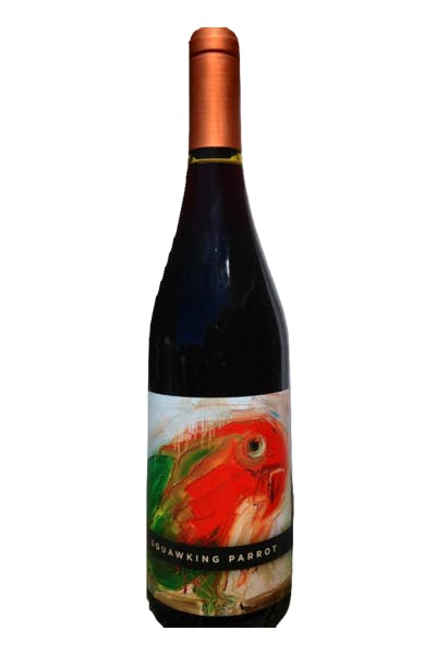 Vending Machine Winery Squawking Parrot