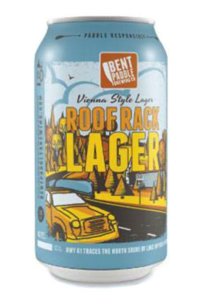 Bent Paddle Roof Rack Lager