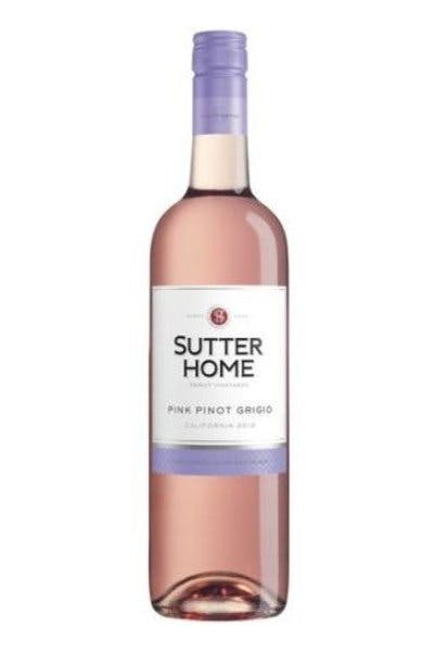 Sutter Home Pink Pinot Grigio