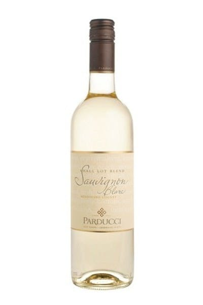 Parducci Small Lot Blend - Sauvignon Blanc