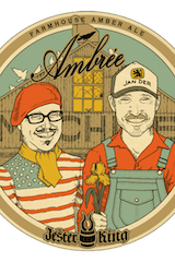 Jester King Mabree Farmhouse Amber