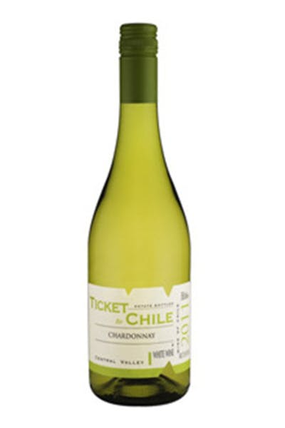 Ticket to Chile Chardonnay