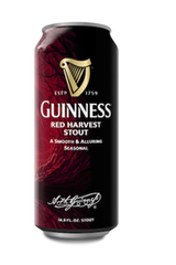 Guinness Red Harvest Stout