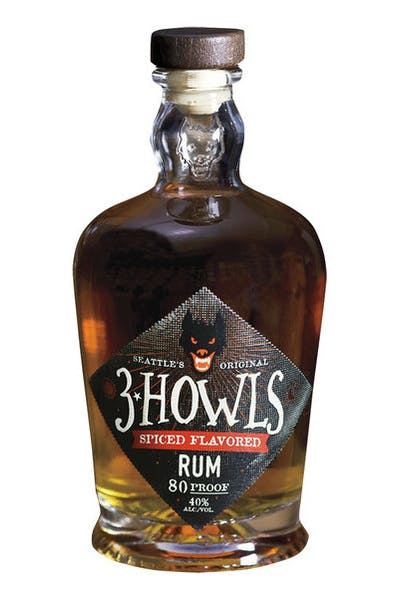 3 Howls Spiced Rum