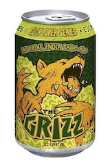 Tallgrass The Grizz Imperial IPA