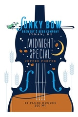 Funky Bow Midnight Special Porter