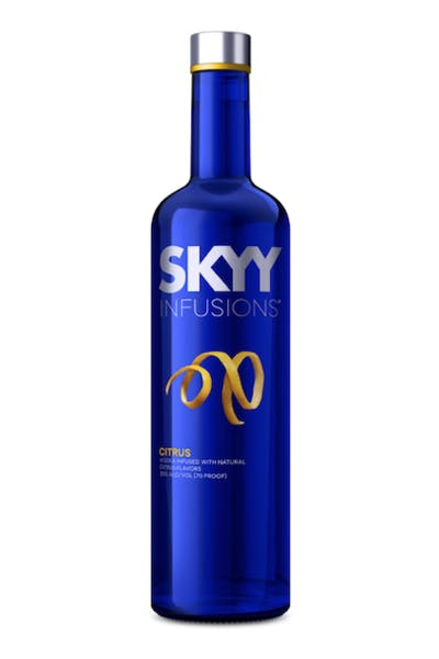 SKYY Infusions Citrus