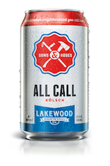 Lakewood Brewing All Call Kolsch