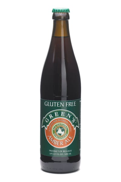 Green's Discovery Amber Ale (Gluten Free)