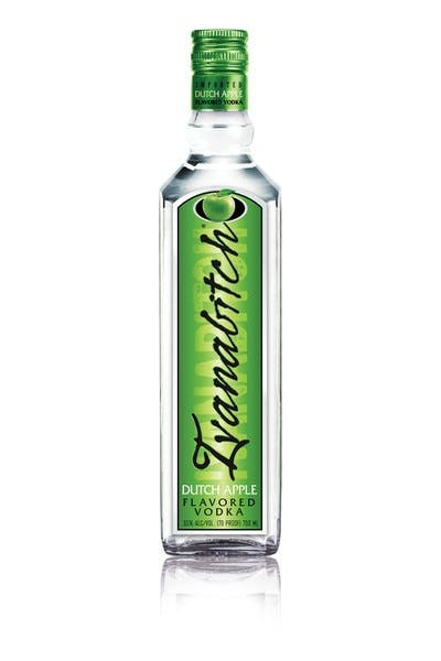 Ivanabiitch Apple Vodka