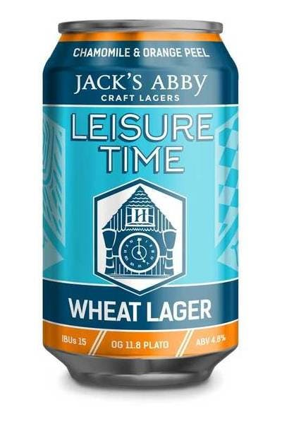 Jack's Abby Leisure Time Lager