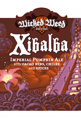 Wicked Weed Xibalba Imperial Pumpkin