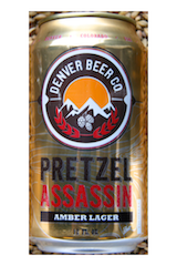 Denver Beer Co. Pretzel Assassin