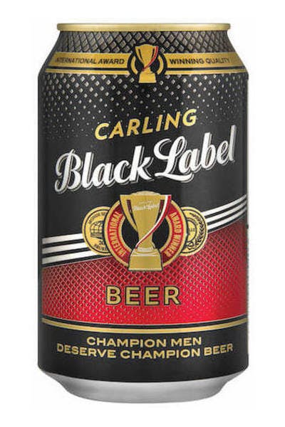 Carling Black Label Price & Reviews