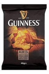 Guinness Burt's Original Chips
