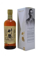 Nikka Japanese Whiskey 21 Years