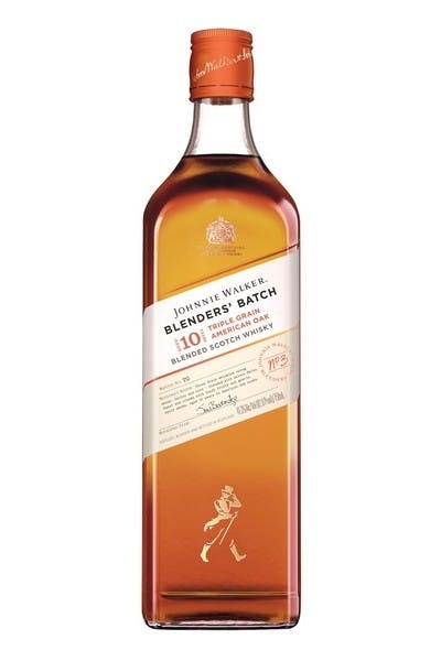 Johnnie Walker Blender's Batch Triple Grain American Oak 10 Year