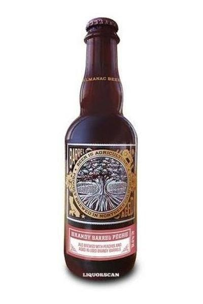 Almanac Brandy Barrel Peche