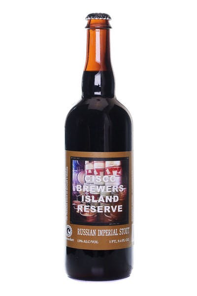 Cisco Island Reserve Russian Imperial Stout