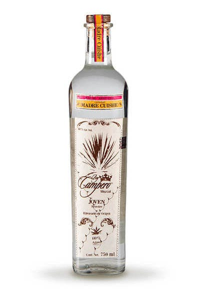 Rey Campero Madre Cuishe Mezcal
