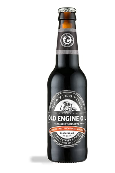 Harviestoun Old Engine Oil Engineers Res