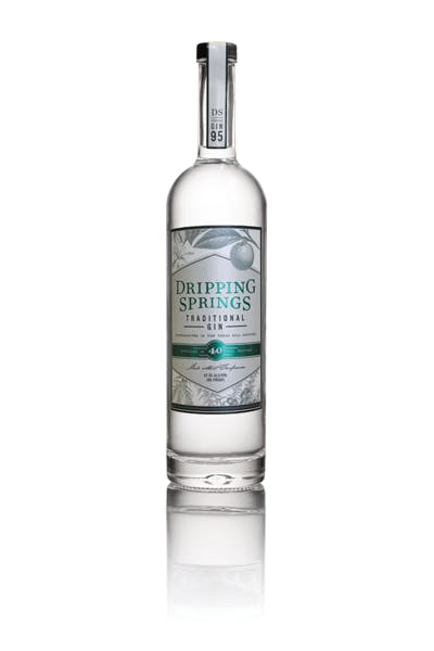 Dripping Springs Traditional Gin