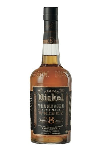 George Dickel No. 8 Whiskey
