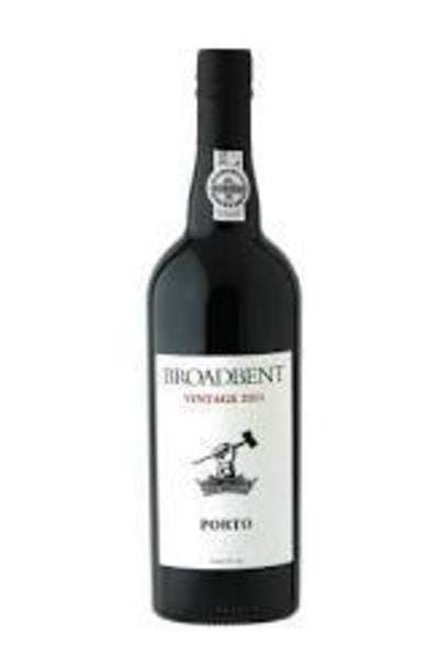 Broadbent Vintage Port 2011