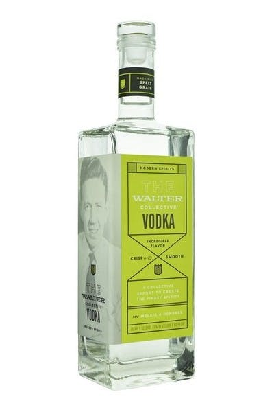 The Walter Collective Vodka