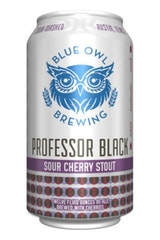 Blue Owl Professor Black Sour Cherry Stout