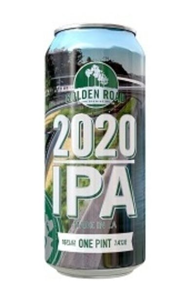 2020 IPA Golden Road