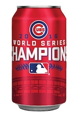 Budweiser Cubs Champions Edition