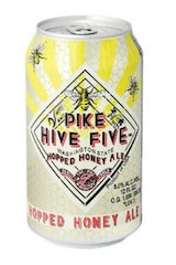 Pike Hive Five Hopped Honey Ale